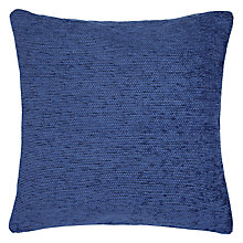 Buy John Lewis Congo Cushion, Denim Online at johnlewis.com