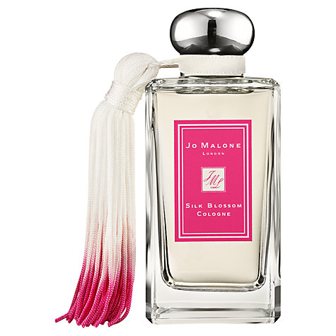 Buy Jo Malone Silk Blossom Cologne Online at johnlewis.com