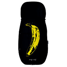 Buy Bugaboo Cameleon3 Andy Warhol Banana Footmuff Online at johnlewis.com