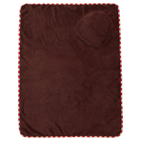 Buy Skip Hop Monkey Travel Blanket Online at johnlewis.com