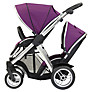 Buy Oyster Max Tandem Seat, Grape Online at johnlewis.com