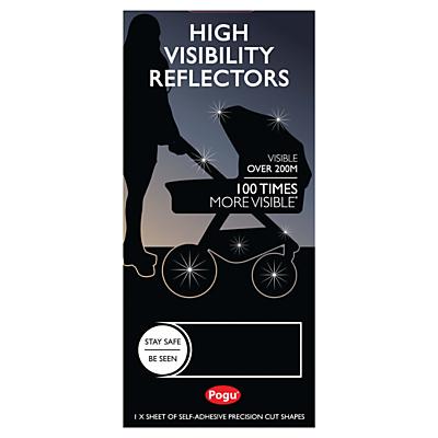 Pogu High Visibility Reflective Strips