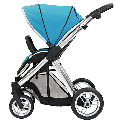 Buy Oyster Max Pushchair Chassis and Fabrics, Ocean Online at johnlewis.com