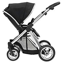 Buy Oyster Max Pushchair Chassis and Fabrics, Black Online at johnlewis.com