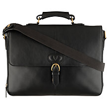 Buy Hidesign Parker Leather Briefcase Online at johnlewis.com