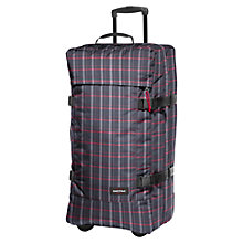 Buy Eastpak Tranverz Large 2-Wheel Holdall Online at johnlewis.com