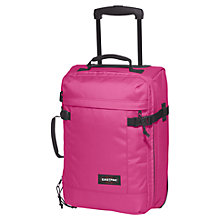 Buy Eastpak Tranverz XSmall 2-Wheel Holdall Online at johnlewis.com