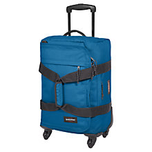 Buy Eastpak Spinnerz Small 2-Wheel Holdall, Bluedale Online at johnlewis.com
