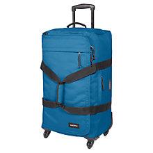 Buy Eastpak Spinnerz Large 2-Wheel Holdall, Bluedale Online at johnlewis.com