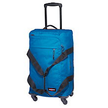 Buy Eastpak Spinnerz Medium 2-Wheel Holdall, Bluedale Online at johnlewis.com