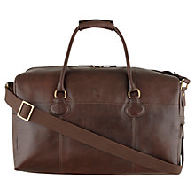 Buy Hidesign Parker Leather Holdall Online at johnlewis.com