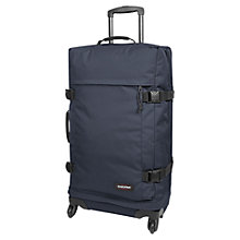 Buy Eastpak Transmitter Large 4-Wheel Holdall Online at johnlewis.com