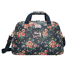 Buy Cath Kidston Folk Flowers Travel Bag, Midnight Online at johnlewis.com
