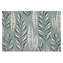 Buy MissPrint Garden City Placemats, Set of 2, Glacier Online at johnlewis.com