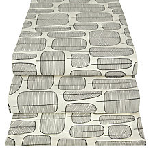 Buy MissPrint Trees Runner, White Online at johnlewis.com