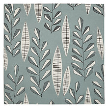 Buy MissPrint Garden City Napkins, Set of 4, Glacier Online at johnlewis.com