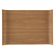 Buy John Lewis Large Curved Tray, W31cm Online at johnlewis.com