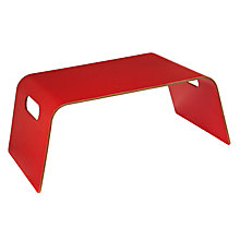 Buy House by John Lewis Bed Tray, Red Online at johnlewis.com