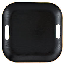 Buy John Lewis Copenhagen Square Tray, L39 x W39cm Online at johnlewis.com