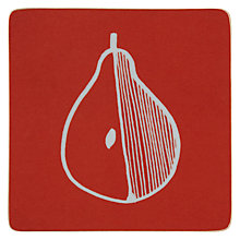 Buy John Lewis Fruits Reversible Coaster Online at johnlewis.com