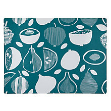 Buy John Lewis Fruits Reversible Placemat Online at johnlewis.com