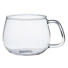 Buy KINTO Glass Mug, Small Online at johnlewis.com