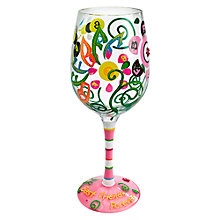 Buy Lolita Best Friends Forever Wine Glass Online at johnlewis.com