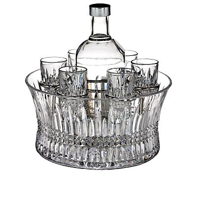Waterford Lismore Diamond Glasses Set, Set of 6