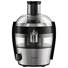 Buy Philips HR1836/01 Compact Viva Collection Juicer Online at johnlewis.com