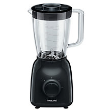 Buy Philips HR2106/91 Daily Collection Blender, Black Online at johnlewis.com