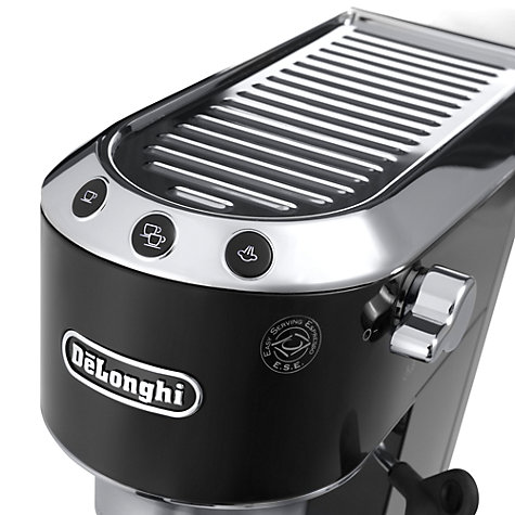 Buy De'Longhi EC680 Dedica Pump Espresso Coffee Machine Online at johnlewis.com