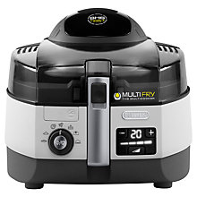 Buy De'Longhi Multifry Extra Chef FH1394 Multicooker Online at johnlewis.com