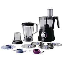 Buy Philips HR7762/91 Viva Collection Food Processor Online at johnlewis.com