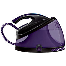 Buy Philips GC8650/80 PerfectCare Aqua Pressurised Steam Generator Iron Online at johnlewis.com