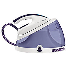 Buy Philips GC8616/30 PerfectCare Aqua Pressurised Steam Generator Iron Online at johnlewis.com
