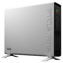 Buy De'Longhi HCX9124E Panel Convector Heater Online at johnlewis.com
