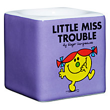 Buy Wild & Wolf Little Miss Trouble Egg Cup Online at johnlewis.com