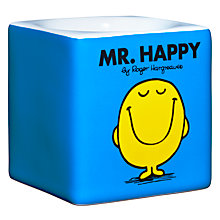 Buy Wild & Wolf Mr Happy Egg Cup Online at johnlewis.com