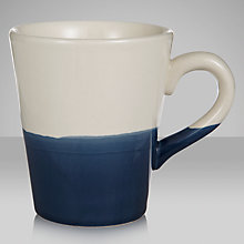Buy John Lewis Croft Collection Dipped Mug, 0.25L Online at johnlewis.com