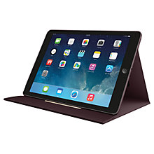 Buy Logitech Turnaround Rotating Case with Autowake for iPad Air Online at johnlewis.com