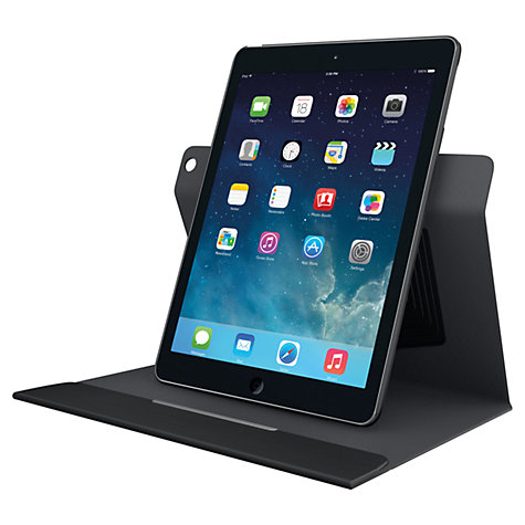 Buy Logitech Turnaround Rotating Case with Autowake for iPad mini & iPad mini with Retina display Online at johnlewis.com