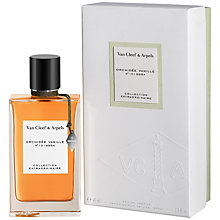 Buy Van Cleef & Arpels Collection Extraordinaire Orchidée Vanille Eau de Parfum, 45ml Online at johnlewis.com
