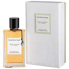 Buy Van Cleef & Arpels Rose Velours Eau de Parfum, 45ml Online at johnlewis.com