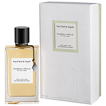 Buy Van Cleef & Arpels Collection Extraordinaire Gardénia Pétale Eau de Parfum, 45ml Online at johnlewis.com