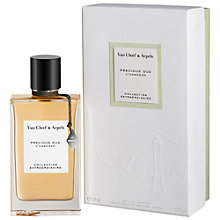Buy Van Cleef & Arpels Collection Extraordinaire Precious Oud Eau de Parfum, 45ml Online at johnlewis.com