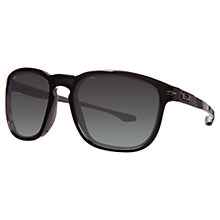 Buy Oakley OO9223 Shaun White Signature Series Enduro Sunglasses, Black Ink Online at johnlewis.com