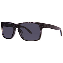 Buy Oakley OO2048 Sunglasses, Dark Grey Tortoise Online at johnlewis.com