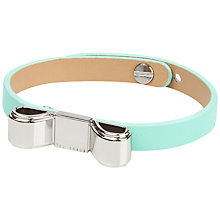 Buy Ted Baker Beccee Skinny Bow Bracelet Online at johnlewis.com