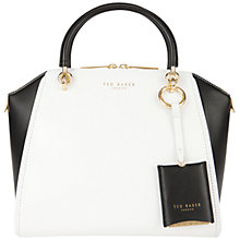 Buy Ted Baker Merells Leather Tote Bag Online at johnlewis.com
