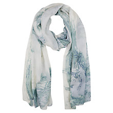 Buy Mint Velvet Santorini Anna Scarf, Multi Online at johnlewis.com